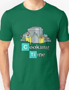 It's Cooking Time guys Unisex T-Shirt