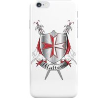 maltese iPhone Case/Skin