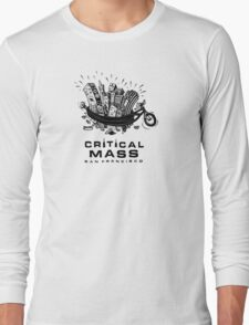 Vintage Critical Mass Long Sleeve T-Shirt