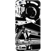 Through the Lens of Space and Time iPhone Case/Skin