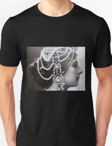 Mata Hari Advertisment Unisex T-Shirt