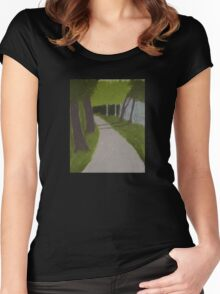 In the Park Women's Fitted Scoop T-Shirt