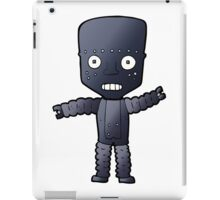 Robot says Cheese iPad Case/Skin