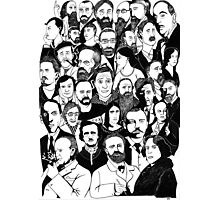 Great Writers Photographic Print