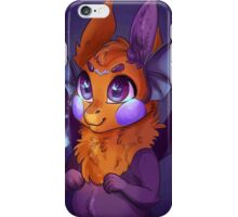 Cute Violet Imp iPhone Case/Skin