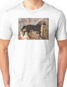 year of the wooden horse Unisex T-Shirt