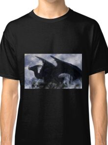 Colossus Black Dragon Classic T-Shirt