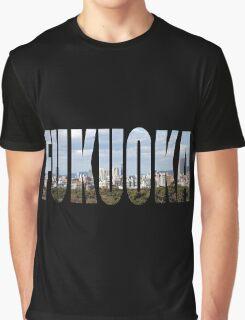 Fukuoka Graphic T-Shirt