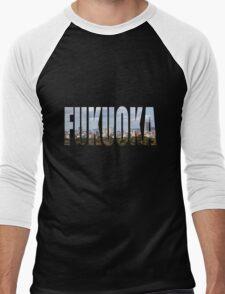 Fukuoka Men's Baseball ¾ T-Shirt