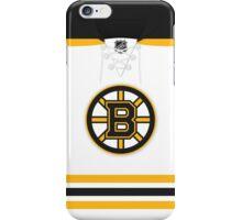 Boston Bruins Away Jersey iPhone Case/Skin