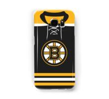 Boston Bruins Home Jersey Samsung Galaxy Case/Skin