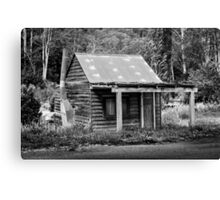 Woods Point House  Canvas Print