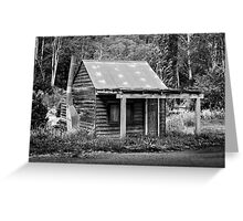 Woods Point House  Greeting Card