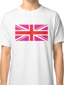 Union flag [pink jack] Classic T-Shirt