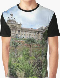Victoria Square, Birmingham Graphic T-Shirt