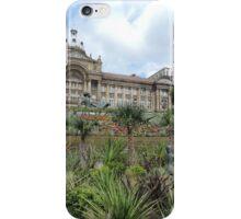 Victoria Square, Birmingham iPhone Case/Skin