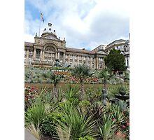 Victoria Square, Birmingham Photographic Print