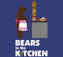 Bears in the Kitchen shirt Unisex T-Shirt