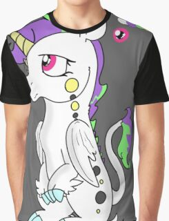 Lonely Pony Graphic T-Shirt