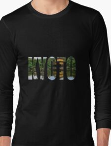 Kyoto Long Sleeve T-Shirt