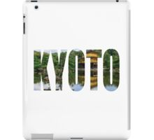 Kyoto iPad Case/Skin