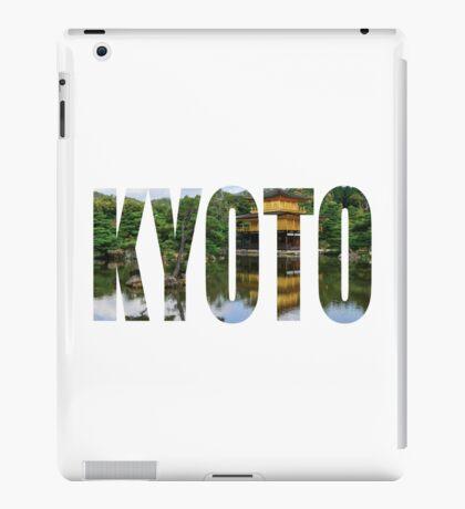 Kyoto iPad Case/Skin
