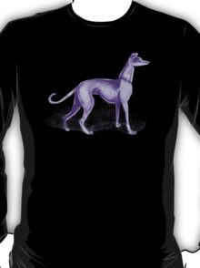 That One Purple Dog Shirt (Wordless) T-Shirt