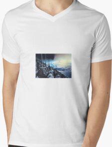 Cosmic Performance Mens V-Neck T-Shirt
