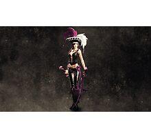 Pirate girl Photographic Print