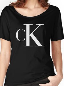 CALVIN KLEIN Women's Relaxed Fit T-Shirt