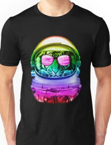 Cool Space Tiger  Unisex T-Shirt