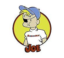 Bazooka Joe 2 Photographic Print