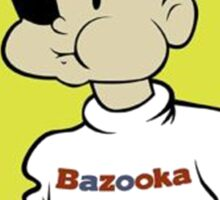 Bazooka Joe 2 Sticker
