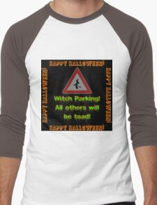 Witch Parking - Toad Men's Baseball ¾ T-Shirt