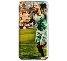 Ricardo Quaresma Portugal Euro 2016 iPhone Case/Skin
