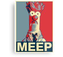 Beaker Meep Poster Metal Print