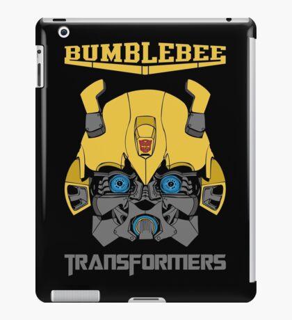 Bumblebee Transformers iPad Case/Skin