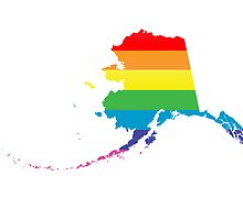 rainbow alaska by chromatosis