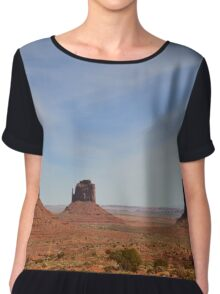 Monument Valley 20 Chiffon Top