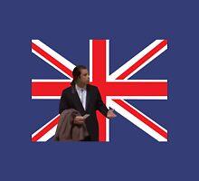 Brexit Confused Travolta Unisex T-Shirt