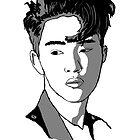 D.O. Kyungsoo by kpoplace