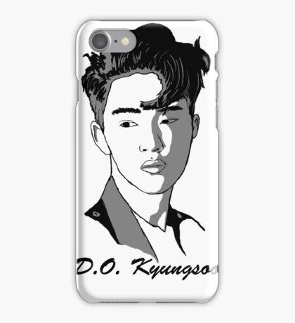 D.O. Kyungsoo iPhone Case/Skin