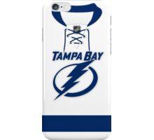 Tampa Bay Lightning Away Jersey iPhone Case/Skin