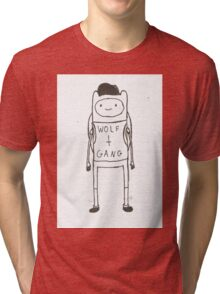 Finn the Human Odd Future Tri-blend T-Shirt