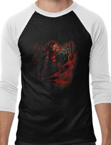 Dragon armour Men's Baseball ¾ T-Shirt