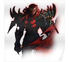 Dragon armour Poster