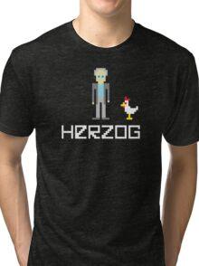 Herzog Pixel Tri-blend T-Shirt