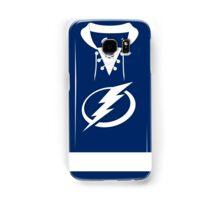 Tampa Bay Lightning Home Jersey Samsung Galaxy Case/Skin