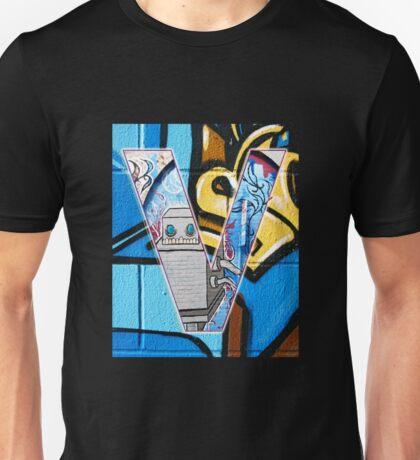 Urban Alphabet V Unisex T-Shirt