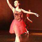 Ballet dancer  by Peter Voerman